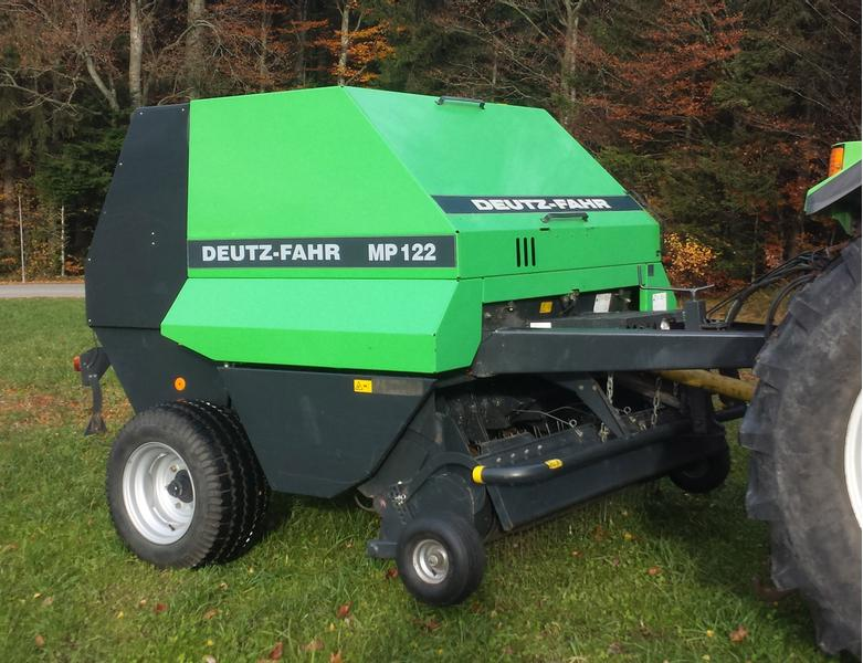 Deutz-Fahr MP 122