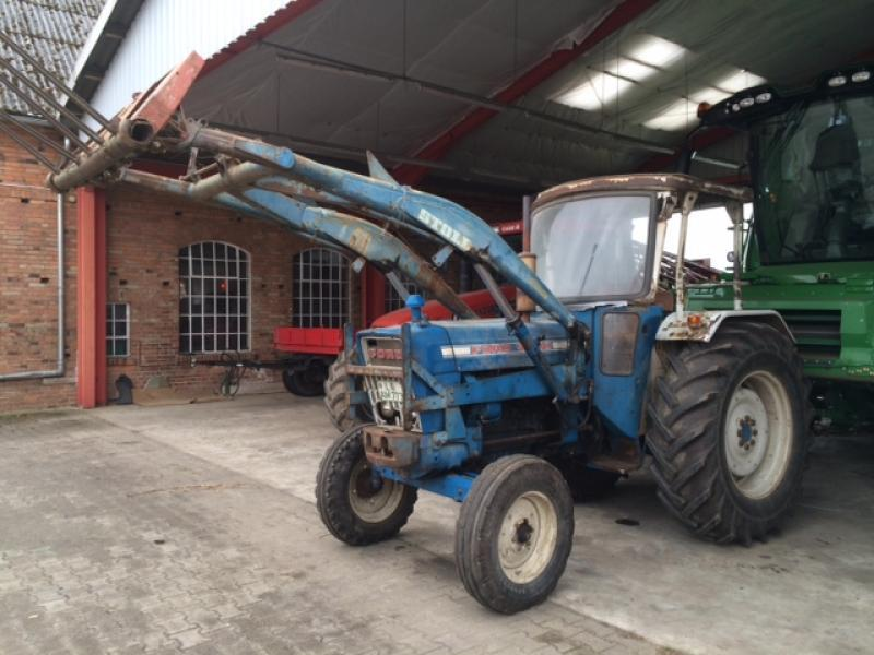 Ford New Holland 5000