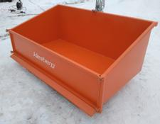 KLESBERG Heckcontainer Laster Kippmulde 1800mm