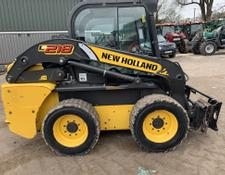 New Holland L218 Skid (2016)