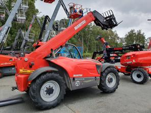 Manitou MLT 840-137PS Elite