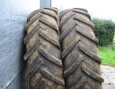 Michelin Pair 420/80 x 46 Tractor Wheels