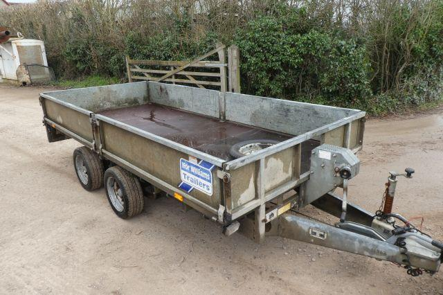 Ifor Williams LM12 5 TRAILER