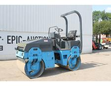 Bomag BW100 AD-3 Duo Wals