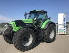 Deutz-Fahr 7250 TTV / Max-Speed