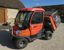 Kubota rtv 900 full cab tipper heater