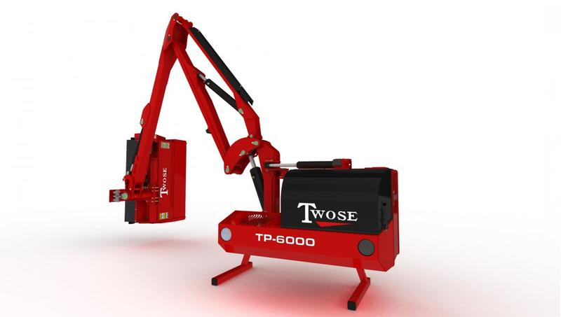 Twose TP 6000 Hedgecutter