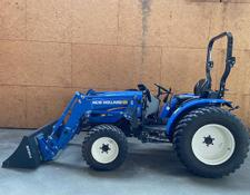New Holland 50 BOOMER