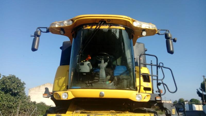 New Holland CX8040 SL