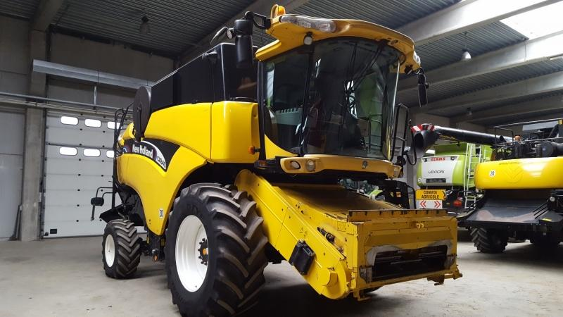 New Holland CX840 FS
