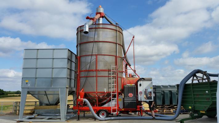 A.B.S. Master Wet Grain Bins