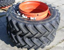 Alliance 520/85 R46 Satz Zwillinge 75 %