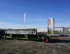 Claas DIRECT DISC 610 mit TW