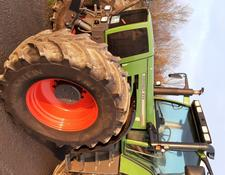 Fendt Favorit 818 / Schalter / MAN Motor