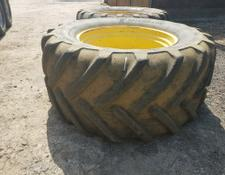 John Deere set of Floatation wheels-