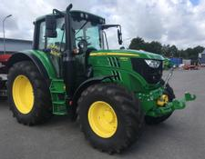 John Deere 6120M Command Quad