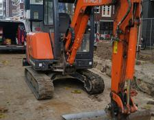 Hitachi Zaxis 27 Mini rupskraan