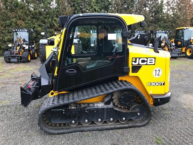 JCB 300 T High Flow