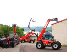Manitou Manitou MLT 731 TURBO Serie B-E2 vgl. MLT 735-120