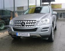 Mercedes-Benz ML 300 CDI BE 4-Matic 8-fach bereift AHK
