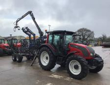 Valtra N101 Forestry Spec Tractor