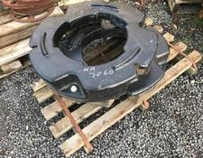 New Holland Nh T 7000  Wheels Weights