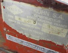 Kuhn HR3501D Power Harrow, 3.5 metre