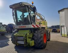 Claas JAGUAR 830 +KEMPER 360+PICK-UP