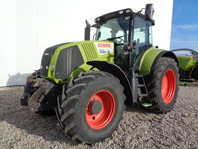 Claas AXION 840 CIS HEXASHIFT