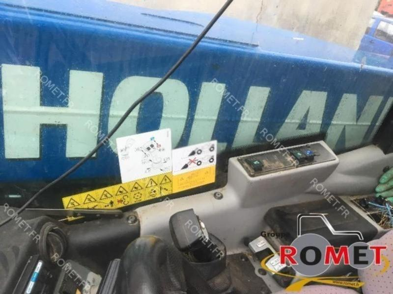 New Holland LM 6,28