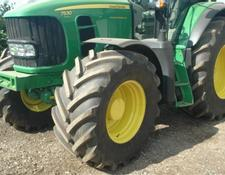 Michelin MachXbib 650/75*38 + 600/65*28 JD 6140/6150 & 7430/7530