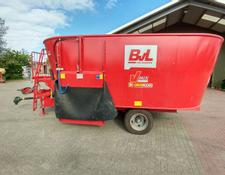 BvL V-Mix Plus 20-2S  Demo voermengwagen