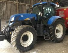 New Holland T7040