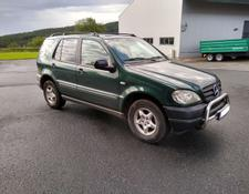 Mercedes-Benz ML 270 CDI 163