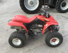 Honda 250EX Sportrax Quad Bike