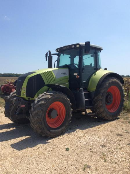 Claas Axion 840