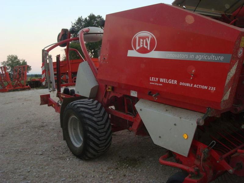 Lely RP 235 DOUBLE ACTION