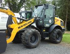 New Holland Kompaktradlader W80C
