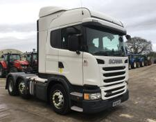 Scania G410 Highline Tractor Unit (ST5945)