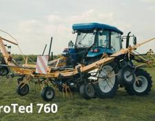New Holland PRO TED 760
