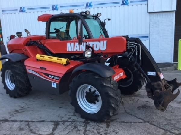Manitou MLT629T